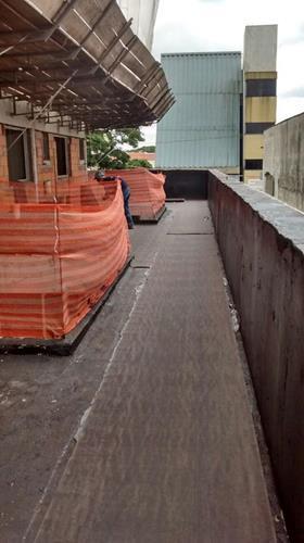 Impermeabilização em São Vicente